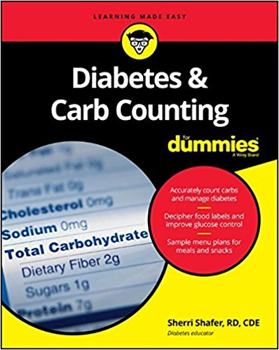 Diabetes and Carb Counting For Dummies 1st Edition