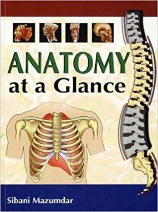 Anatomy at a Glance 1st Edition