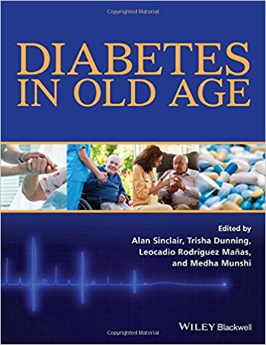 Diabetes in Old Age 4th Edition