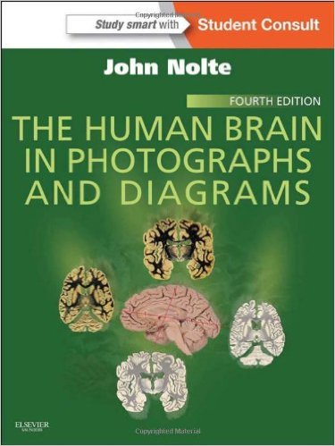 The Human Brain in Photographs and Diagrams: With STUDENT CONSULT Online Access, 4e 4th Edition