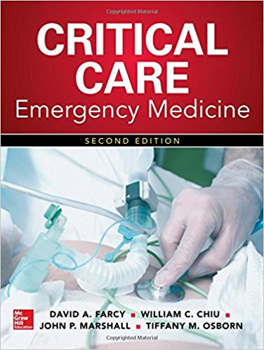 Critical Care Emergency Medicine, Second Edition 2nd Edition