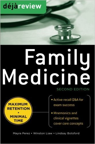 Deja Review Family Medicine, 2nd Edition 2nd Edition