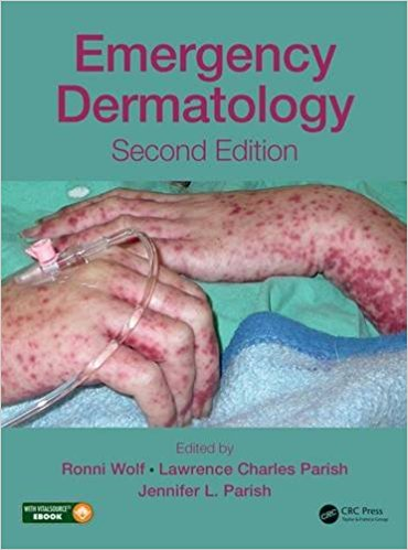 Emergency Dermatology, Second Edition 2nd Edition