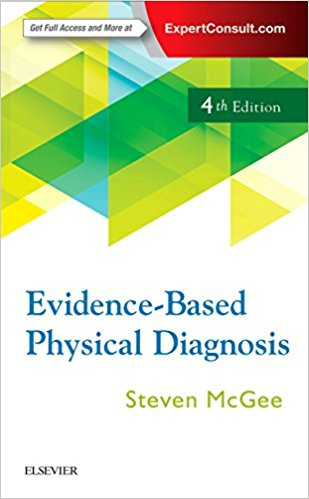 Evidence-Based Physical Diagnosis, 4e 4th Edition