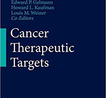 Cancer Therapeutic Targets 1st ed. 2017 Edition
