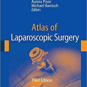 Atlas of Laparoscopic Surgery 3rd Edition