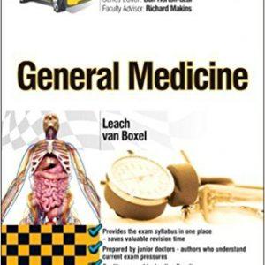 Crash Course General Medicine, 4e 4th Edition