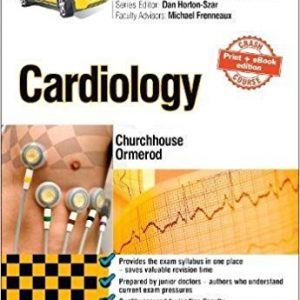 Crash Course Cardiology Updated Print + eBook edition, 4e 4th Edition