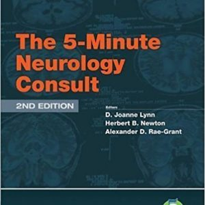The 5-Minute Neurology Consult (5-Minute Consult) 2nd (second) Edition