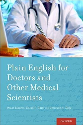 Plain English for Doctors and Other Medical Scientists 1st Edition