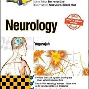 Crash Course Neurology Updated Print + eBook edition, 4e 4th Edition