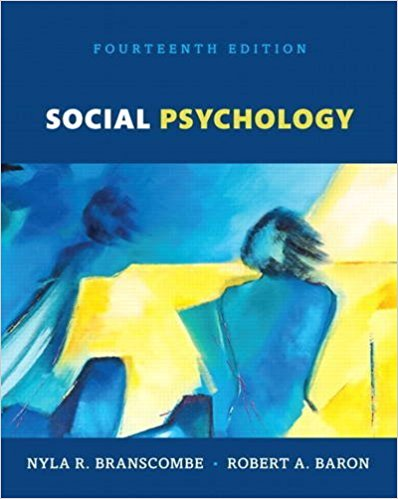 Social Psychology (14th Edition) 14th Edition