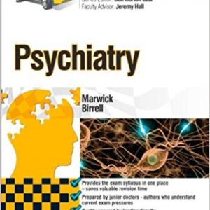 Crash Course Psychiatry, 4e 4th Edition