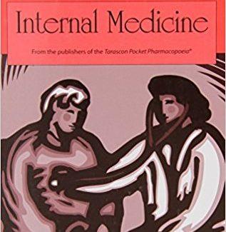 Tarascon Clinical Review Series: Internal Medicine 1st Edition
