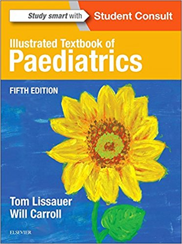 Illustrated Textbook of Paediatrics, 5e 5th Edition