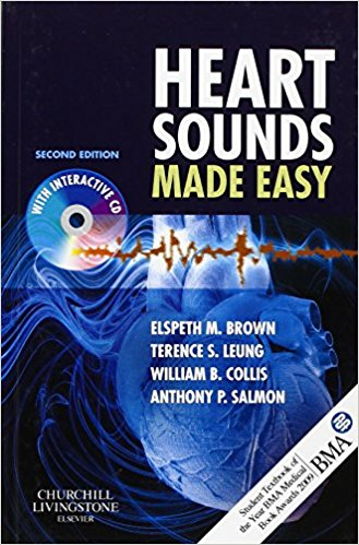 Heart Sounds Made Easy with CD-ROM, 2e 2nd Edition