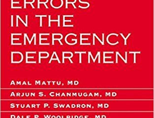 Avoiding Common Errors in the Emergency Department Second Edition