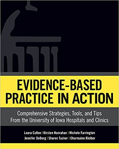 Evidence-Based Practice in Action: Comprehensive Strategies, Tools, and Tips from the University of Iowa Hospitals and Clinics 1st Edition