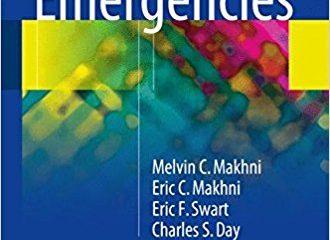 Orthopedic Emergencies 1st ed