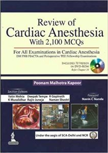 Review of Cardiac Anesthesia With 2,100 MCQs 1st Edition