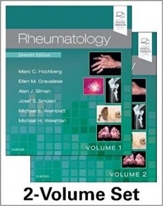 Rheumatology, 2-Volume Set, 7e 7th Edition
