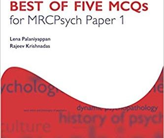 mrcp 1 best of five multiple choice revision book pdf