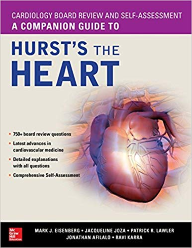 Cardiology Board Review and Self-Assessment: A Companion